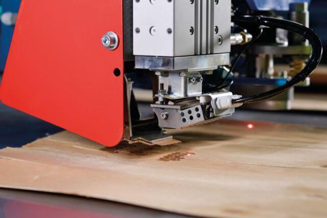 Thermo-bond taping to repair veneer splits.